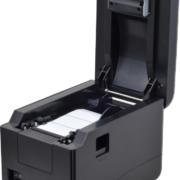 Etikettendrucker PXB23308 - geöffnet