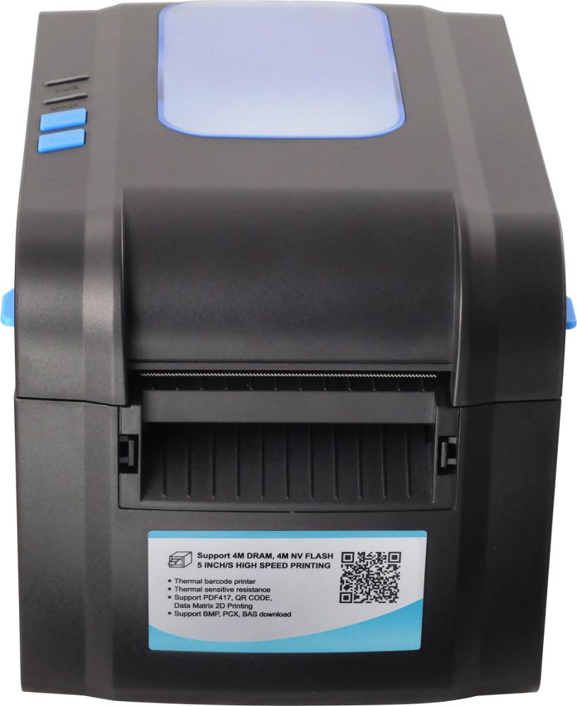 Etikettendrucker PXB37007 - Frontansicht