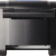 Etikettendrucker PXB37007 - Rückansicht