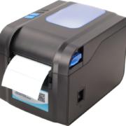 Etikettendrucker PXB37007 - mit Papier